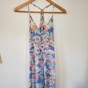 Rip Curl Floral Maxi Dress